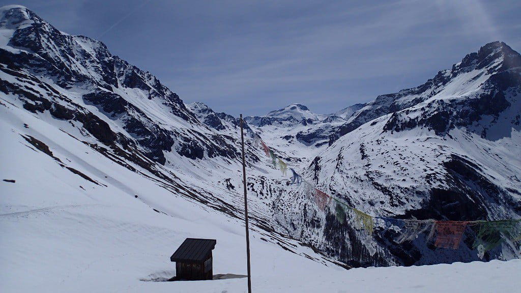 Refuge Mont Pourri