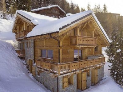 Location chalet Klosters