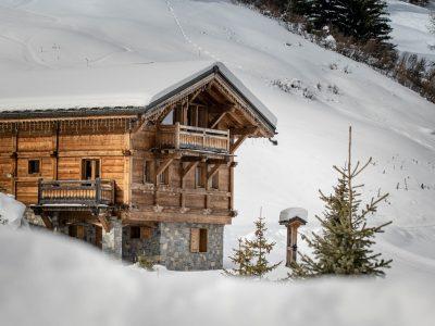 location chalet mont blanc